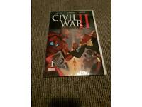 Marvel Civil War 2 Comic Collection
