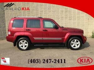 2012 Jeep Liberty Limited  - Leather Seats -  Bluetooth