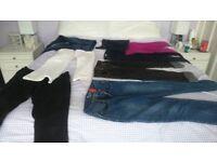 MASSIVE BUNDLES OF LADIES CLOTHES