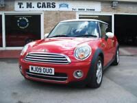 2009 Mini Mini 1.6TD Cooper D ** £20 Tax / New MOT **