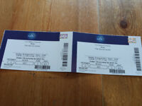 Bros Tickets for o2 London, 20th August