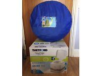 Thetford camping portable Toilet & Toilet tent