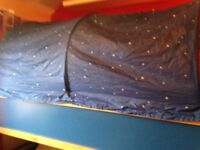 Ikea tent bed