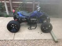 Jinling 250cc road legal quad