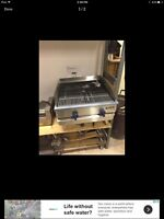 Commercial broiler for rent