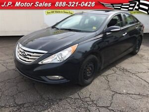 2013 Hyundai Sonata Limited, Auto,  Leather, Sunroof, Only 57,00