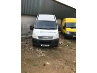 Iveco daily 35s14 2.3hpi 2010 mwb good condition 12 months mot