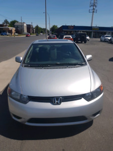 2008 Honda Civic Coupe EX-L CUIR/MAGS/TOIT• EXCELLENTE CONDITION
