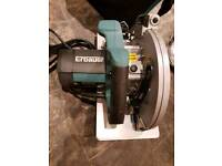 Erbauer skill saw and new blade
