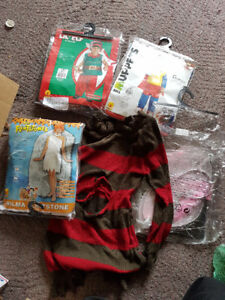 Various Adult and Kids Costumes - Brand new / Lightly Used
