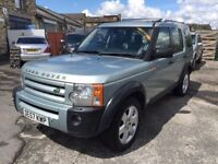 Land Rover Discovery 3 2.7 TD V6 HSE 5dr 1 COMPANY OWNER FROM NEW! 2007 (57 reg), SUV