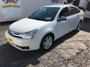 2011 Ford Focus SEL, Automatic, Steering Wheel Controls,