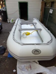 BRAND NEW DELPHINUS INFLATABLE BOAT FOR SALE