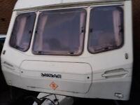1995 Luner Pemiere 516 GTS 5 Berth Touring Caravan