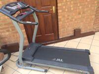 Treadmill JLL D100