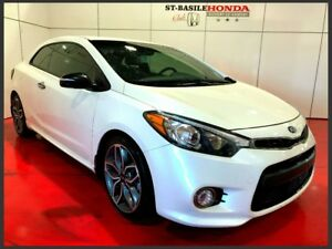KIA Forte Koup SX TURBO + MAGS + CAMERA 2015