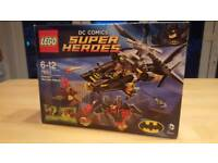 76011 DC Super Heroes Lego Set 'Batman Man-Bat Attack'