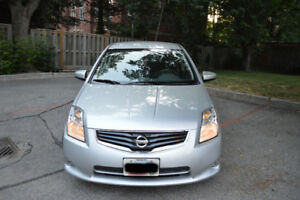 low kms, first owner 2010 Nissan Sentra s Sedan
