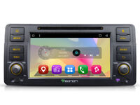 Eonon GA7150 BMW E46 Android 6.0 Marshmallow Quad-Core 7″ Multimedia Car DVD GPS