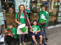 Au pair who loves disabled children for three kids in Islington