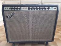 Fender Twin Reverb vintage guitar combo