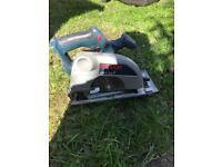 Bosch 24v cordless circular saw