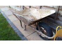 Large second hand wheelbarrow £20