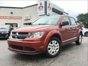 2014 Dodge Journey (KEYLESS ENTRY! DUAL CLIMATE!)