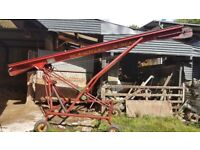 Bale Elevator; Blanch Lely Stackhy. Full working condition, Villiers engine, good tyres.