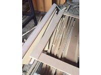Assorted Wooden Materials