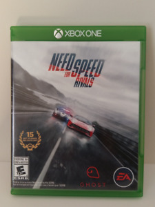 Jeux de Xbox One : Need for speed rivals