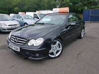Mercedes CLK320cdi, Sport, Auto, Full Leather, Finance Today, Top Spec
