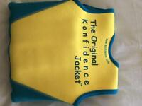 Konfidence swim jacket