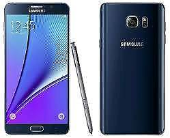 Samsung Galaxy Note 5 unlocked MINT/NEW