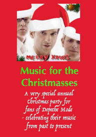 Music for the Christmasses (Depeche Mode Party)