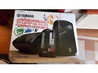 Full P A System ( YAMAHA ) 680 watt