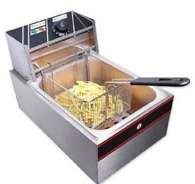 6 Litre Countertop Fryer