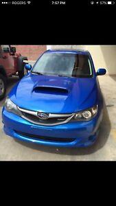 2009 Subaru WRX  low kms