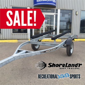 SHORELAND'R PWC TRAILERS * SALE *