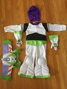 Buzz Lightyear Costume size 3