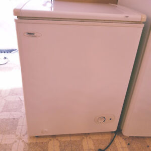 Danby Chest Freezer (Small)