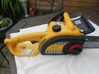 AL-CO Electric Chainsaw - purchased in France