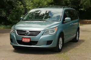 2009 Volkswagen Routan Comfortline ONLY 91K | Accident-FREE
