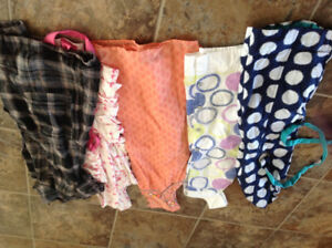 Girls dresses size 5 and 6