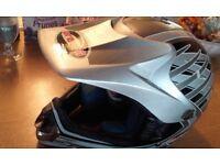 ARASHI MOTOCROSS/MOTORBIKE HELMET/CAR/VAN