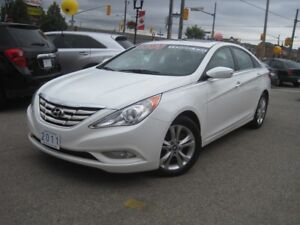 2011 HYUNDAI SONATA LIMITED EDITION | Fully Loaded