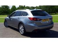 2015 Mazda 6 2.2d SE-L Nav 5dr Manual Diesel Estate