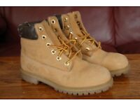 Timberland Boots for lady or kid, Size US 4, UK 3.5