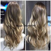 **CERTIFIED & EXPERIENCED** Hair Extension Specialist