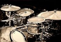 Drummer wanted for busy cover band